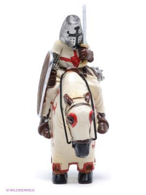 Фигурка Рыцарь на коне The Comical World of Stratford. Цвет: молочный, красный, черный