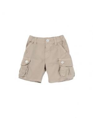 Повседневные брюки AMORE. Цвет: песочный
