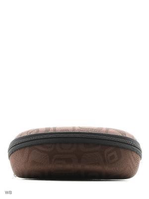 Футляр для очков Vittorio Richi. Цвет: коричневый