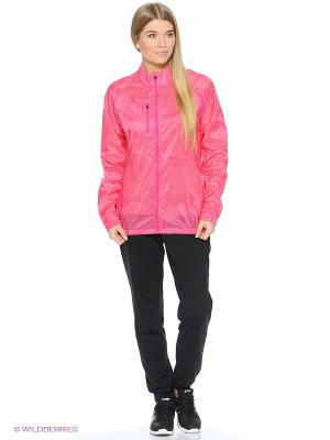 Куртка Lightweight Jacket ASICS. Цвет: розовый