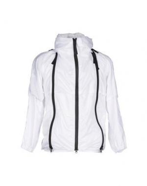 Куртка FINAL HOME. Цвет: белый
