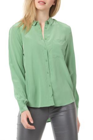 Рубашка American Vintage. Цвет: green