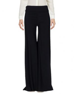 Повседневные брюки SUCRETTE. Цвет: черный