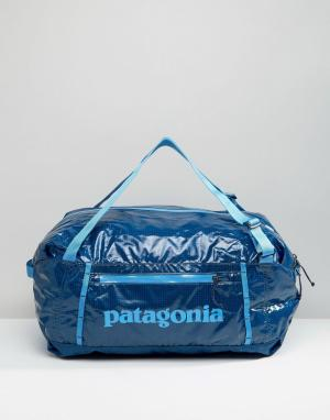Patagonia Синяя легкая сумка Black Hole 30L. Цвет: синий