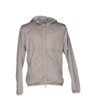 Куртка INVICTA. Цвет: светло-серый