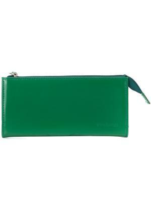 Портмоне VERSADO. Цвет: зеленый