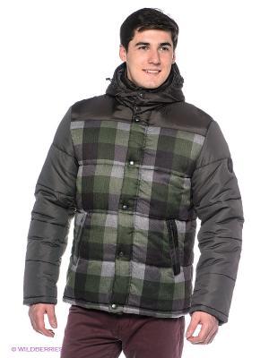 Куртка F5. Цвет: хаки, темно-фиолетовый, темно-зеленый