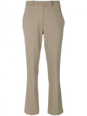 Расклешенные брюки кроя слим Etro. Цвет: телесный