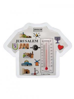 Термометр комнатный Bethlehem Star. Цвет: белый