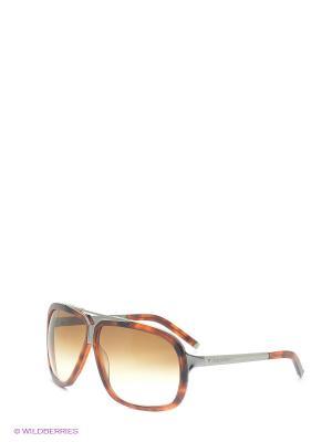 Солнцезащитные очки DQ 0030 53F Dsquared. Цвет: коричневый