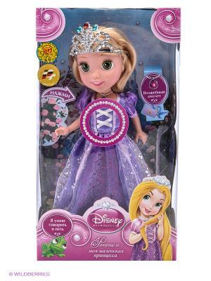 Кукла Карапуз Принцесса Рапунцель. Цвет: розовый