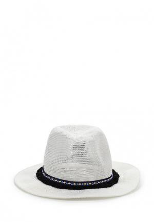 Шляпа Befree. Цвет: белый