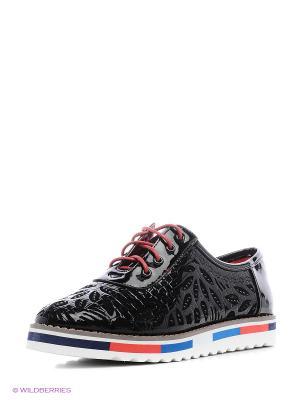 Ботинки Camidy. Цвет: черный