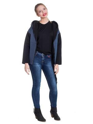 Куртка JATRAW. Цвет: синий, черный