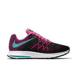 Женские кроссовки для бега  Zoom Winflo 3 Nike. Цвет: черный