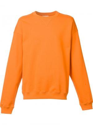 Толстовка Sparring Futur. Цвет: жёлтый и оранжевый