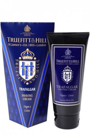 Крем для бритья в тюбике Trafalgar Truefitt&Hill. Цвет: бесцветный