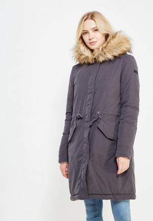 Куртка утепленная Q/S designed by. Цвет: разноцветный