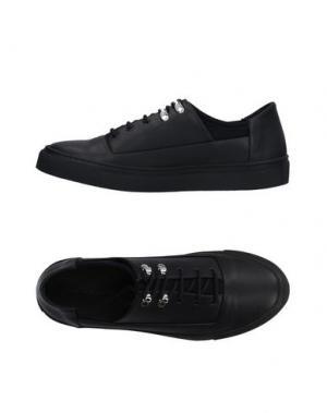 Низкие кеды и кроссовки ROMBAUT. Цвет: черный