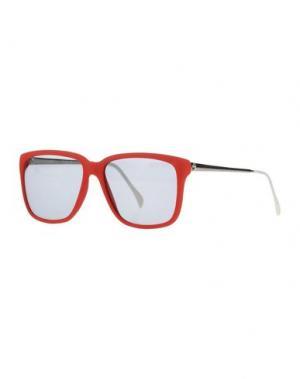 Солнечные очки SHERIFF & CHERRY. Цвет: красный