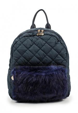 Рюкзак Chantal. Цвет: синий