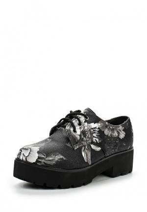 Ботинки Ideal Shoes. Цвет: разноцветный