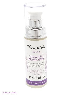 Nourish Relax Hydrating Увлажняющая питательная сыворотка для чувствительной кожи. Цвет: прозрачный