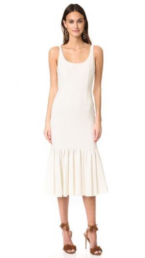 Платье Mermaid Jill Stuart. Цвет: оттенок белого