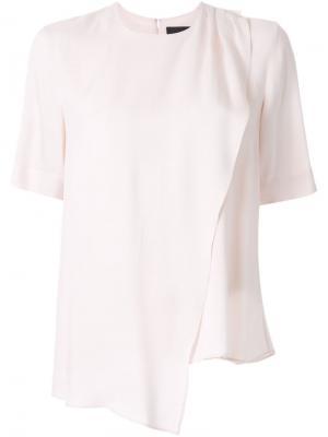Топ Crude Avelon. Цвет: розовый и фиолетовый