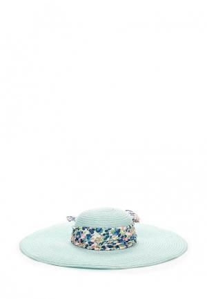 Шляпа Moltini. Цвет: мятный