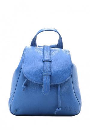 Рюкзак Duffy. Цвет: голубой