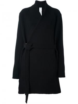 Пальто Chopin Damir Doma. Цвет: чёрный