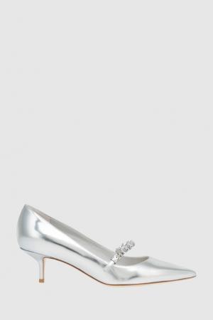 Кожаные туфли Dior. Цвет: none