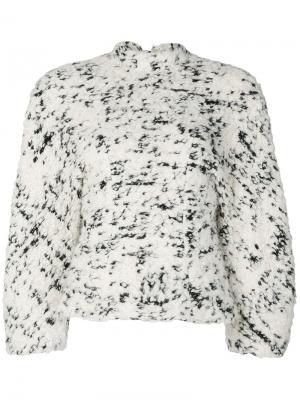Джемпер крупной вязки A.W.A.K.E.. Цвет: белый