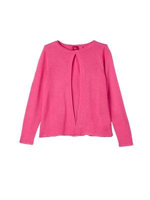Кардиган S.OLIVER. Цвет: розовый