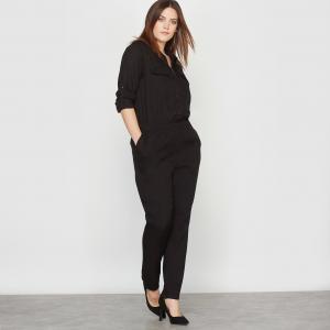 Комбинезон с брюками CASTALUNA. Цвет: темно-зеленый,черный