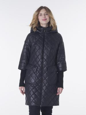 Куртка Black Daffodil. Цвет: черный