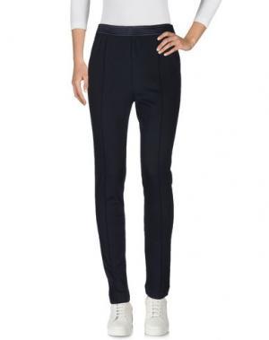 Повседневные брюки LA FABBRICA del LINO. Цвет: темно-синий