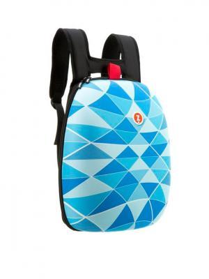 Рюкзак SHELL BACKPACKS, цвет голубой ZIPIT. Цвет: голубой