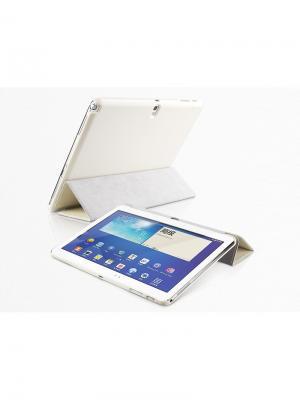 Обложка skinBOX standard для планшета Samsung Galaxy Note10.1 P600 2014 standard.. Цвет: белый