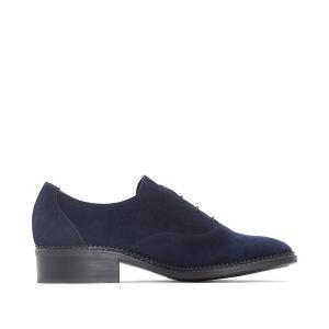 Ботинки-дерби Axel Lace Up ESPRIT. Цвет: синий морской,черный