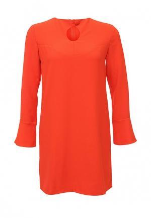 Платье MAST. Цвет: оранжевый