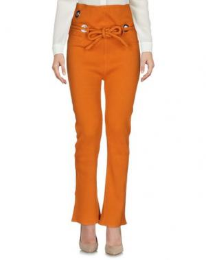 Повседневные брюки FAUSTINE STEINMETZ. Цвет: верблюжий