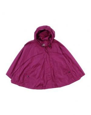 Накидка ADD. Цвет: пурпурный