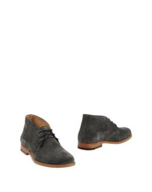 Полусапоги и высокие ботинки ROKIN. Цвет: серый