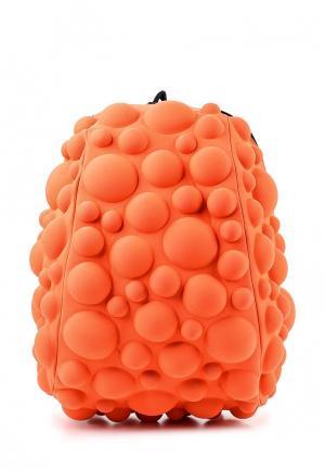 Рюкзак MadPax. Цвет: оранжевый