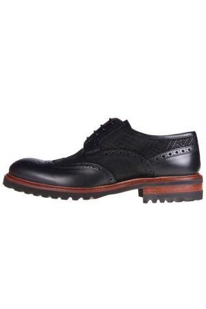 Shoes Sergio Serrano. Цвет: black