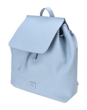 Рюкзаки и сумки на пояс J&C JACKYCELINE. Цвет: небесно-голубой