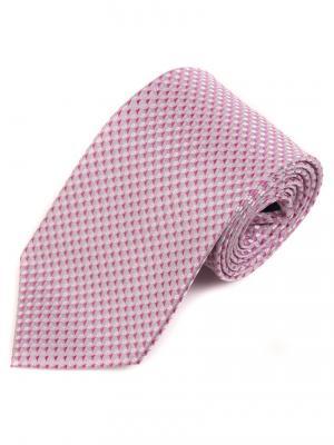 Галстук Pierre Lauren. Цвет: розовый
