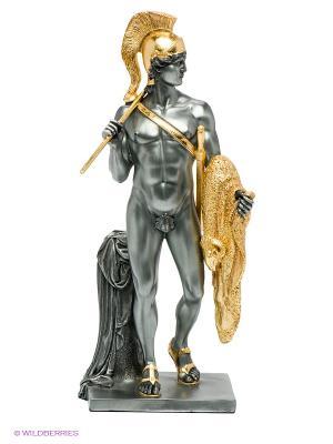 Статуэтка Ясон с Золотым руном (Бертель) Veronese. Цвет: темно-серый, золотистый